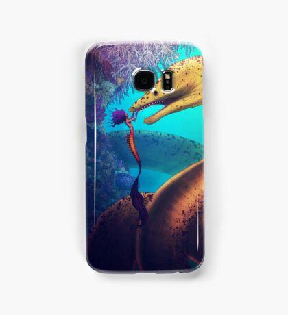 My Old Friend (Digital Illustration) Samsung Galaxy Case/Skin