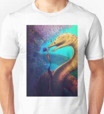 My Old Friend (Digital Illustration) Unisex T-Shirt