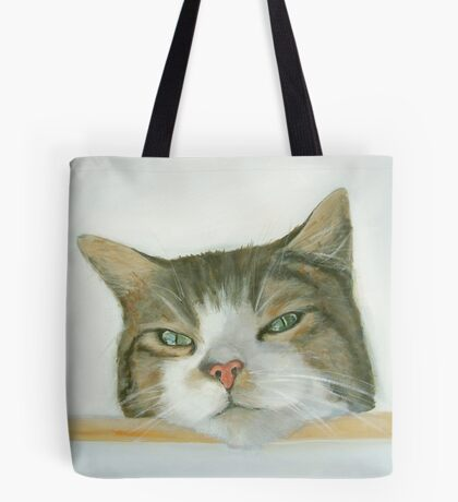 Look out spot Tote Bag