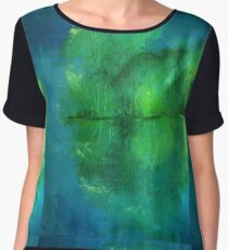 Attenborough reflections Women's Chiffon Top