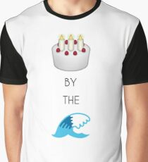 Cake By The Ocean Graphic T-Shirt