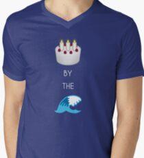 Cake By The Ocean Men's V-Neck T-Shirt