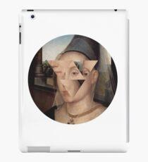 Puzzle face iPad Case/Skin