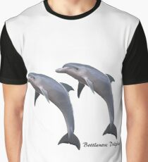 Bottlenose Dolphins Graphic T-Shirt