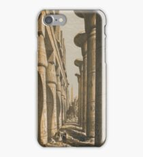 Jones, Owen, and Jules Goury VIEWS ON THE NILE, FROM CAIRO TO THE SECOND CATARACT. iPhone Case/Skin
