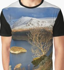 Haweswater Tree Graphic T-Shirt