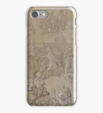 Jules Rigo  FRENCH THE VISIT OF SULTAN SELIM III TO GENERAL SEBASTIANI DURING THE DEFENCE OF CONSTANTINOPLE AGAINST THE BRITISH FLEET, FEBRUARY iPhone Case/Skin