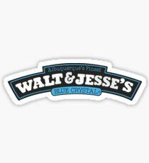 Walt & Jesse's Sticker