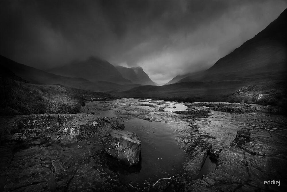 River Coe - Glencoe by eddiej