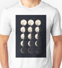Moon Cycle Unisex T-Shirt