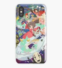Spirited Away - Hooray iPhone Case