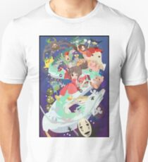 Spirited Away - Hooray Unisex T-Shirt