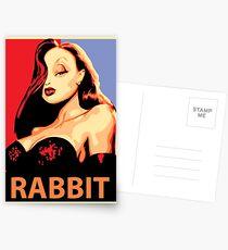 Jessica Rabbit Postcards