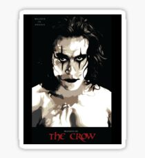 The Crow Sticker