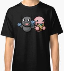 The Binding Of Isaac Afterbirth - Dark Bum and Bum Friend Classic T-Shirt