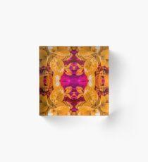 Pila Fashion Design, Hawaiian Series Acrylic Block