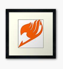 Fairy Tail Logo Framed Print