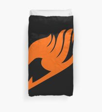 Fairy Tail Logo Duvet Cover