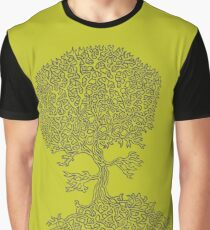 Gray tree - gray tree Graphic T-Shirt