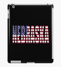 Nebraska iPad Case/Skin