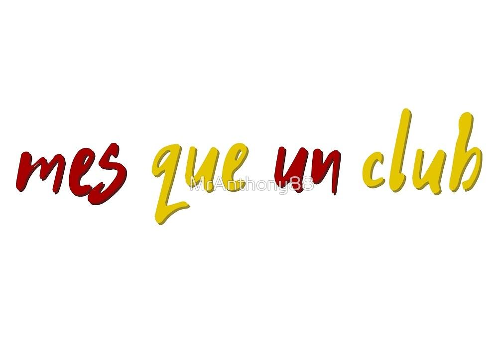 FCB Barca Fc Barcelona Football Club T-Shirts by MrAnthony88