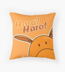 Haro! - Gundam 00 Throw Pillow