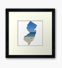 New Jersey Framed Print