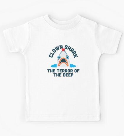 Clown Shark - Terror of the Deep Kids Clothes