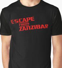 MGS - Escape From Zanzibar Graphic T-Shirt