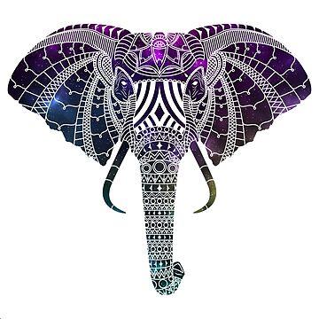 Elephant - Space  by Kapperz
