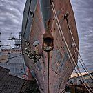 USS Retired by Adam Northam