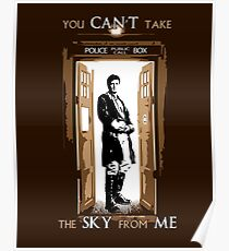 Captain Who Poster