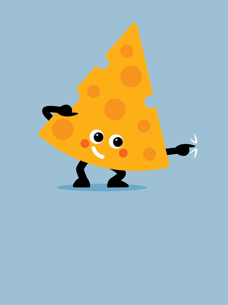 Charakter Fusion - Nur Käse von SevenHundred