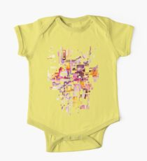 Sunberry - Abstract Watercolor Painting Kids Clothes
