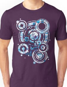 Sub-Atomic Stress Release Therapy - Watercolor Painting Unisex T-Shirt