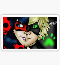 LadyNoir Sticker