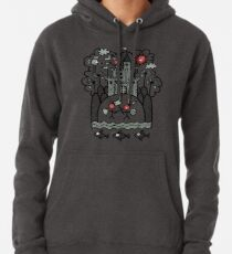 Lust & Lewdness Inducing Vicious Medieval Carnage Pullover Hoodie