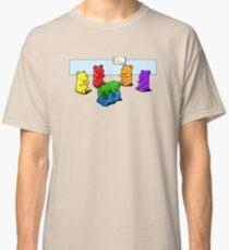 Gummy Bear Swingers Classic T-Shirt