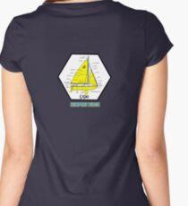 NEWPORT BEACH LIDO 14 Women's Fitted Scoop T-Shirt