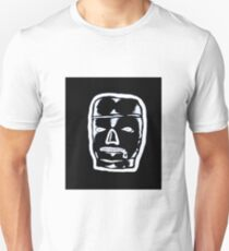 leather mask of disipline Unisex T-Shirt