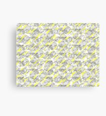 Pencil Abstract Canvas Print