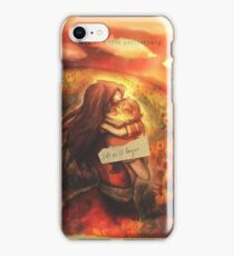 Soft as It Began: Mother 3 10th anniversary iPhone Case/Skin