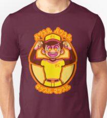 hustle hustle! muscle muscle! Unisex T-Shirt