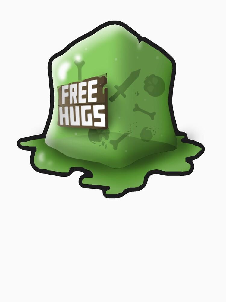 Don't Hug The Cubes! by Digital-Dweller