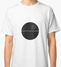 Minimal Deathstar Classic T-Shirt