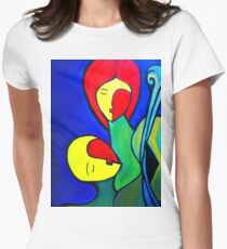 Triumph of Love Women's Fitted T-Shirt