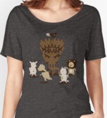 Game Of Musical Thrones Women's Relaxed Fit T-Shirt
