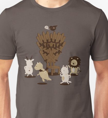 Game Of Musical Thrones Unisex T-Shirt