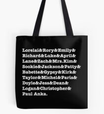 Gilmore Girls Tote Bag