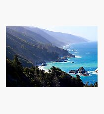 Big Sur Photographic Print
